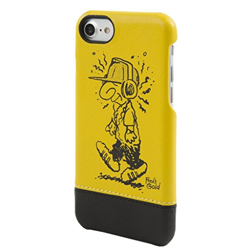 HEX FOOL'S GOLD FOCUS CASE FOR IPHONE 7/8 (GOLD - HX2427-GOLD)