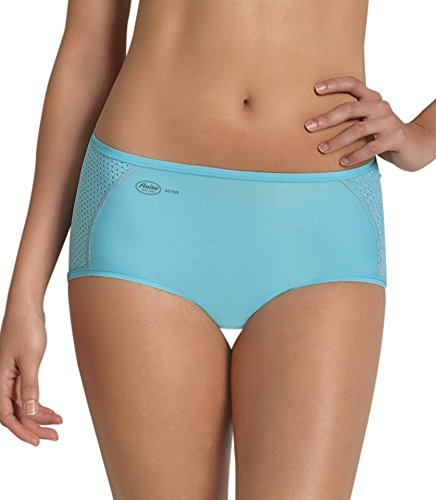 Anita Active Women`s Sports Panty, 12, Aqua ()