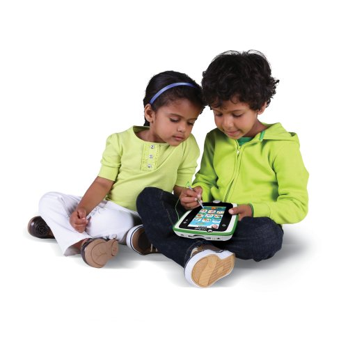 LeapFrog LeapPad2 Power Learning Tablet, Green