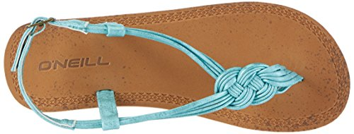 O'Neill Fw Braided Ditsy, Women's Ankle Grün (Green-blue Slate)