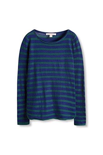 ESPRIT, Suéter para Mujer Multicolor (Bright Blue 5 414)
