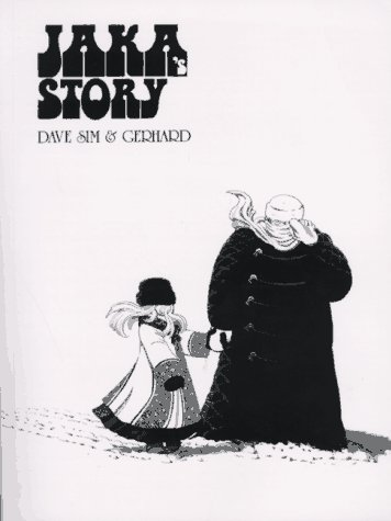 Jaka's Story (Cerebus, Volume 5)