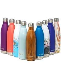 MIRA Vacuum Insulated Travel Water Bottle | Leak-Proof...