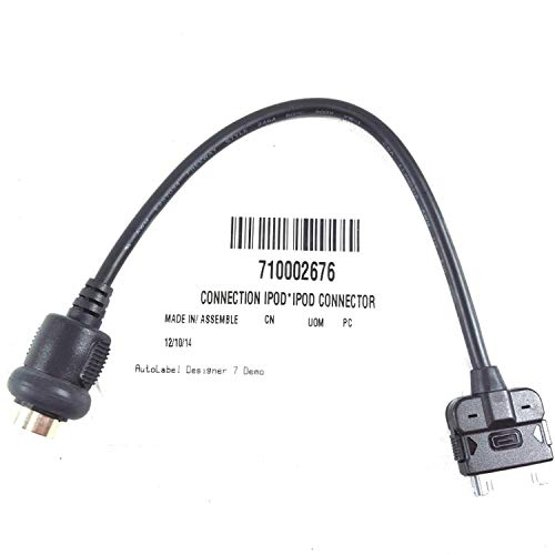 New Ipods 2011 - Can-Am Spyder New OEM iPod Intergration Cable, RT/ST, 710002676