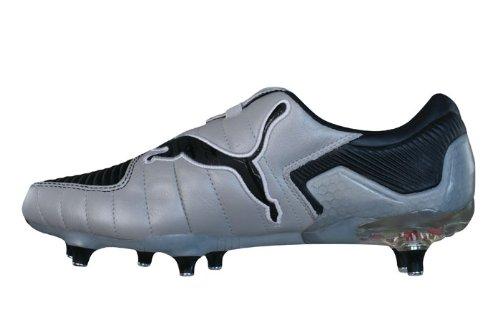 Puma - Konstrukt iii sg zapatilla/zapato para hombre con cordones Silver