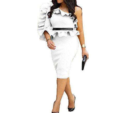 asos 1 shoulder dress - 5