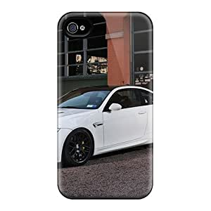 High Quality Lowomobilephone7 Bmw M3 E92 White Skin Cases Covers Specially Designed For Iphone - 6