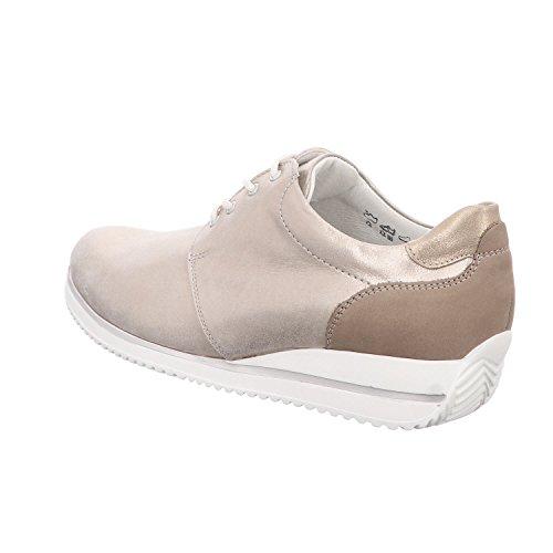 230 310 Zapatos Cordones Mujer Waldläufer 980002 Dorado De Para wqPEnZFWBZ