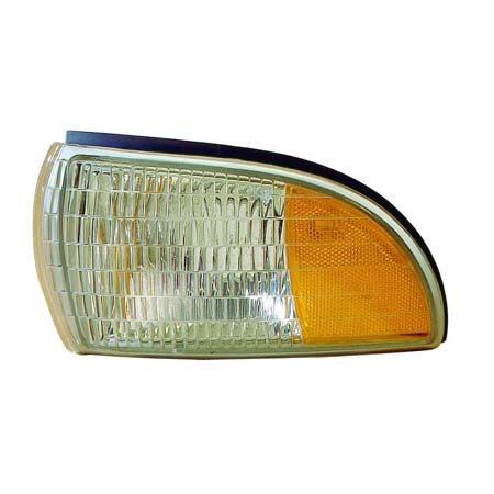 (Fits 1991-1996 Chevrolet Caprice Driver Side Turn Signal/Reflector/Side Market Light GM2520120 - Replaces 5976555 ;w/cornering)