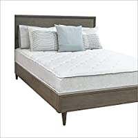 Hampton and Rhodes 10 Inch Two-Sided Quilted Foam Mattress Queen