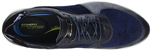 Stonefly Face 5 (E-949-10) CS, Zapatillas Para Mujer Azul (Blu-navy 1a02)