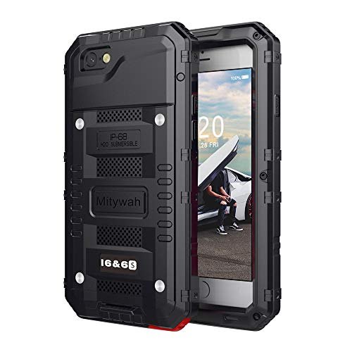 Mitywah Shockproof Compatible Waterproof Protective product image