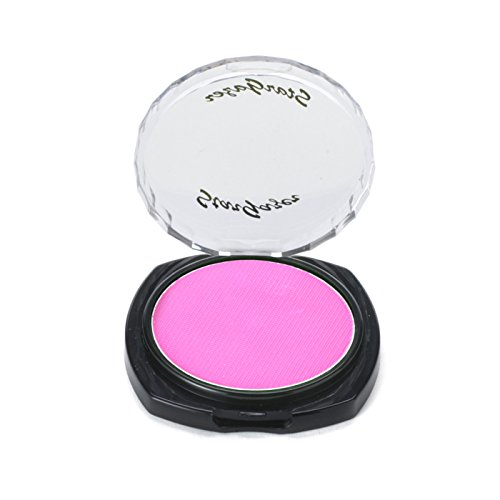Stargazer Florescent UV Pressed Powder Eye Shadow Festivals Clubs - Rose Pink