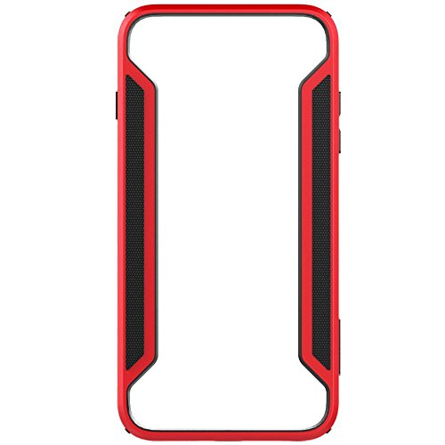 "Nillkin - iPhone 6 Plus (5.5"") - Bumper Nillkin Armor Border - Rouge"
