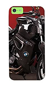 Eatcooment Scratch-free Phone Case For Iphone 5c- Retail Packaging - Bmw Dator Vilner Predator