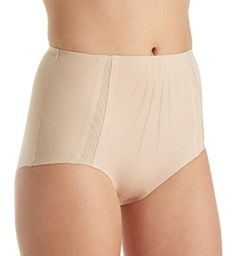 Chantelle Shape Light Smoothing Full Brief Panty (2858) 2X/Nude