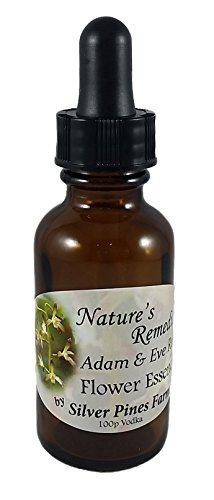 Adam and Eve Root Orchid Flower Essence - Nature's Remedies ()