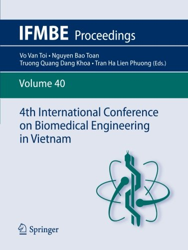 4th International Conference on Biomedical Engineering in Vietnam (IFMBE Proceedings) by Brand: Springer