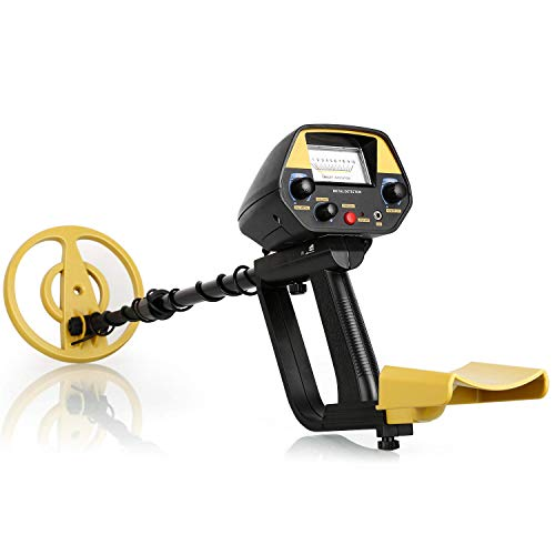 INTEY Metal Detector for Kids and Adults with Pinpoint...