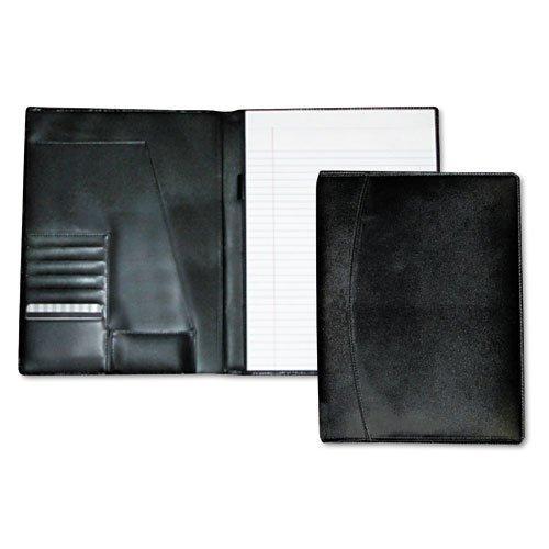 Men's Classic Pad Folio/Writing Pad, 8 1/2 x 11, Black, Each by Buxton® by BuxtonÃÃ'Â'ÃÂ'Ã'®