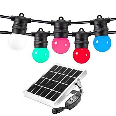 ASHIA LIGHT Ashialight Solar LED String Lights