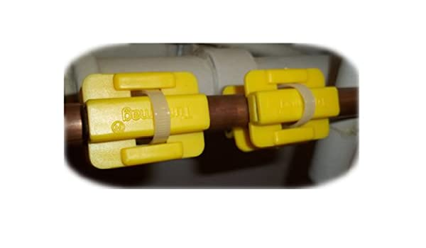 2 pares x cierre magnético acondicionador de agua cal Remover: Amazon.es: Jardín
