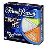 Trivial Pursuit - Greatest Hits (80's, 90's & Pop Culture) Trivia Board Game