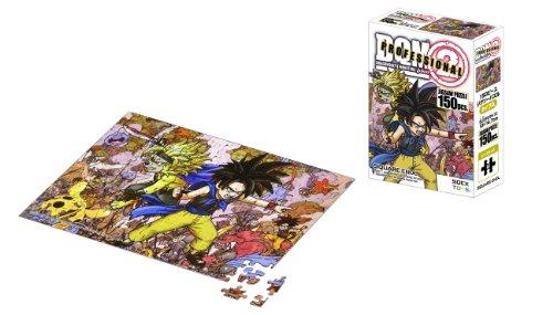 Dragon Quest Monsters Joker 2 Professional 150 piece jigsaw puzzle type A (10cm x 14.7cm) (japan import) (Dragon Quest Monsters Joker 2 Best Monsters)