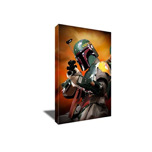 with Boba Fett Posters design