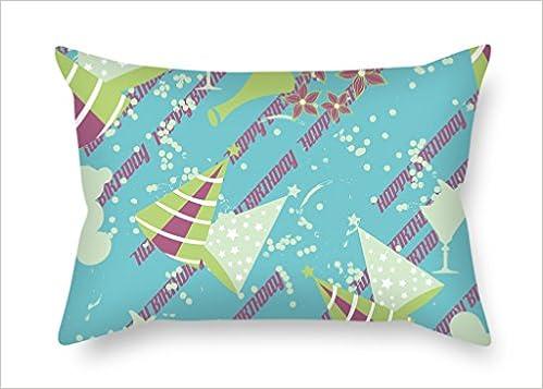 Wondrous Artistdecor Throw Christmas Pillow Covers Of Happy Birthday Ncnpc Chair Design For Home Ncnpcorg