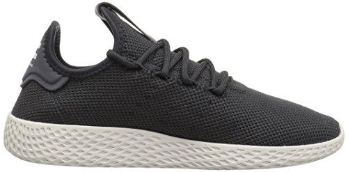 Shoe C carbon carbon Tennis Hu Kid 5 chalk 5 Us Medium Kids' Pw Big White Adidas XtCq4wY