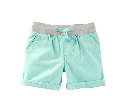 Price comparison product image OshKosh B'Gosh Baby Boys' Canvas Shorts 6 Months