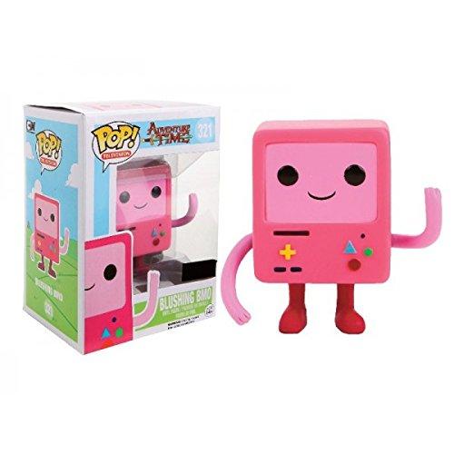 Adventure Figurine (Funko - Figurine Adventure Time - Bmo Pink version Exclu Pop 10cm - 0849803087104)