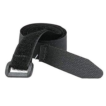 Gancho y lazo para corbata, color negro, 3,81 cm: Amazon.es ...