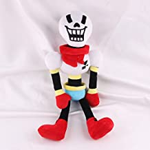 Undertale Papyrus Stuffed Doll Plush Toy For Kids Christmas Gifts For Baby, Children By Ancientfrappy