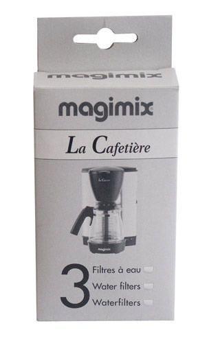 MAGIMIX Filtre /à eau pour cafeti/ère 19465