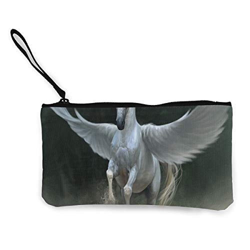 Canvas Coin Purse Flying...