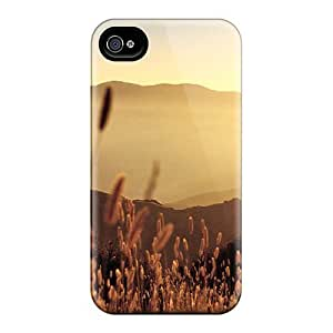 Dana Lindsey Mendez NgpgnMS1553teXyT Protective Case For Iphone 4/4s(late Summer Field)