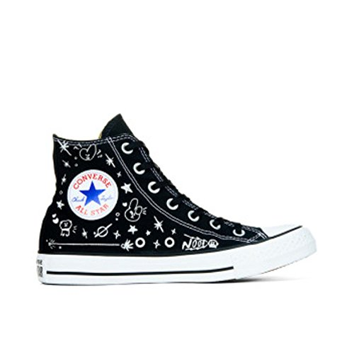 b287d03746a7ff BT21xConverse Collarboration Chuck Taylor All Star High Black (Limited)   Amazon.co.uk  Shoes   Bags