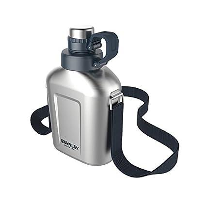 Amazon.com : Stanley Adventure Canteen 1L Water Bottle One ...