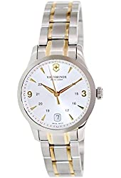 Victorinox Swiss Army Alliance Two-tone Ladies Watch 241543