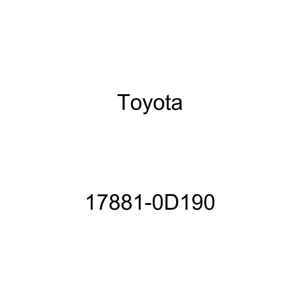 Genuine Toyota 17881-0D190 Air Cleaner Hose