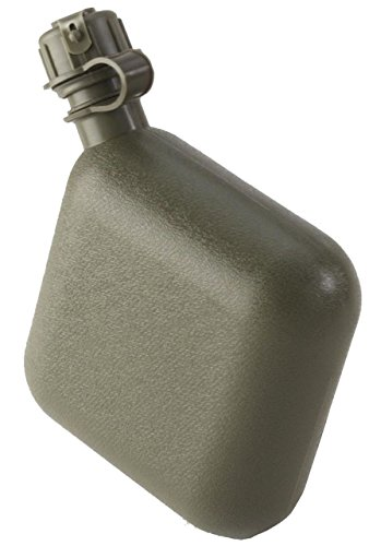 Military Outdoor Clothing U.S. Military Canteen, Olive Drab, 2-Quart
