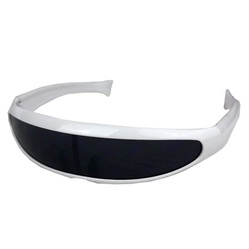 Women Man Outdoor Fishtail Uni-lens Sunglasses Riding Cycling Glasses Eyewear