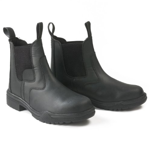 Gallop Safety Boot Black Safety Gallop zgxfnrHzS