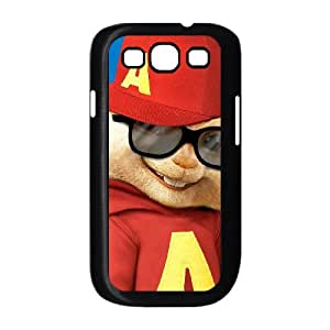 Alvin and the Chipmunks Samsung Galaxy S3 9300 Cell Phone Case Black SUJ8448607