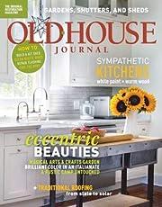 Old House Journal Magazine – tekijä:…