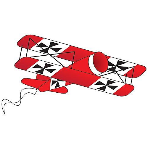 (3D Red Baron Bi-Plane)