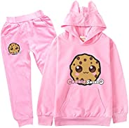 Zheart Cookie Swirl C Boy Girl Hoodie Pants Kids Top Comfortable Jumper Fashion Top for Boys and Girls