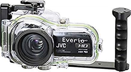 Lexerd Dual Pack Bundle Compatible with JVC EVERIO GZ-MG130 TrueVue Crystal Clear Digital Camcorder Screen Protector